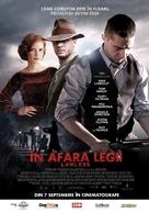 Lawless - Romanian Movie Poster (xs thumbnail)