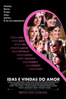 Valentine's Day - Brazilian Movie Poster (xs thumbnail)