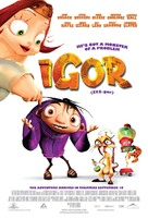 Igor - Canadian Movie Poster (xs thumbnail)