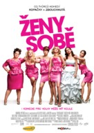 Bridesmaids - Czech Movie Poster (xs thumbnail)
