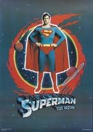 Superman - British Movie Poster (xs thumbnail)