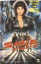Savage Streets - Australian Movie Poster (xs thumbnail)