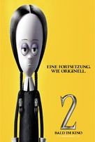 The Addams Family 2 - German Movie Poster (xs thumbnail)