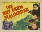 The Boy from Stalingrad - Movie Poster (xs thumbnail)