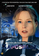Contact - Hungarian DVD movie cover (xs thumbnail)