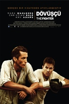 The Fighter - Turkish Movie Poster (xs thumbnail)