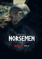 """Vikingane"" - Norwegian Movie Poster (xs thumbnail)"