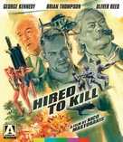 Hired to Kill - Blu-Ray movie cover (xs thumbnail)