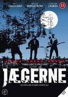 Jägarna - Danish DVD cover (xs thumbnail)