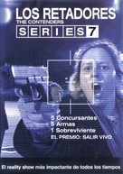 Series 7: The Contenders - Mexican DVD cover (xs thumbnail)