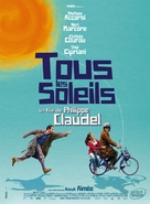 Tous les soleils - French Movie Poster (xs thumbnail)