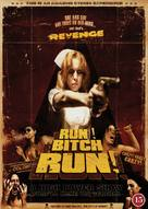 Run! Bitch Run! - Turkish Movie Poster (xs thumbnail)