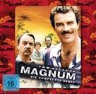 """Magnum, P.I."" - German Blu-Ray movie cover (xs thumbnail)"