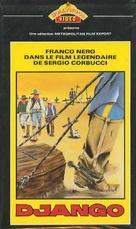 Django - French VHS movie cover (xs thumbnail)