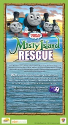 Thomas & Friends: Misty Island Rescue - Malaysian Movie Poster (xs thumbnail)