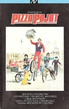 Delivery Boys - Finnish VHS movie cover (xs thumbnail)