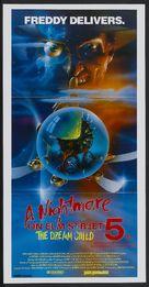A Nightmare on Elm Street: The Dream Child - Australian Movie Poster (xs thumbnail)
