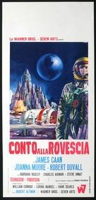 Countdown - Italian Movie Poster (xs thumbnail)
