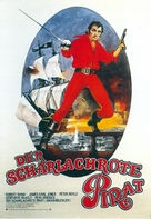 Swashbuckler - German Movie Poster (xs thumbnail)