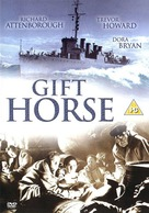 Gift Horse - British Movie Cover (xs thumbnail)