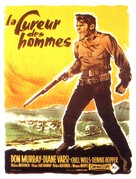 From Hell to Texas - French Movie Poster (xs thumbnail)