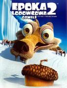 Ice Age: The Meltdown - Polish DVD cover (xs thumbnail)