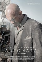 Autómata - Spanish Movie Poster (xs thumbnail)