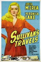 Sullivan's Travels - Movie Poster (xs thumbnail)