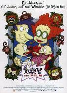 The Rugrats Movie - German Movie Poster (xs thumbnail)
