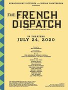The French Dispatch - poster (xs thumbnail)