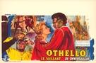 Otello - Belgian Movie Poster (xs thumbnail)