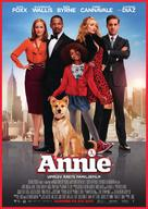 Annie - Swedish Movie Poster (xs thumbnail)