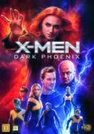 Dark Phoenix - Danish DVD movie cover (xs thumbnail)