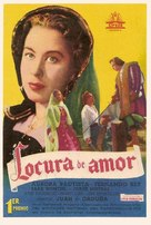Locura de amor - Spanish Movie Poster (xs thumbnail)