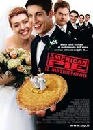American Wedding - Italian Movie Poster (xs thumbnail)