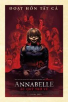 Annabelle Comes Home - Vietnamese Movie Poster (xs thumbnail)