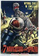 Planeta Bur - Italian Movie Poster (xs thumbnail)