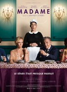 Madame - French Movie Poster (xs thumbnail)