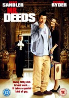 Mr Deeds - British Movie Cover (xs thumbnail)