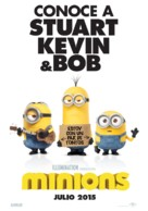 Minions - Argentinian Movie Poster (xs thumbnail)