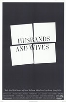 Husbands and Wives - Movie Poster (xs thumbnail)