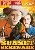 Sunset Serenade - DVD cover (xs thumbnail)