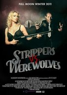 Strippers vs Werewolves - Movie Poster (xs thumbnail)