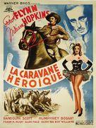 Virginia City - French Movie Poster (xs thumbnail)