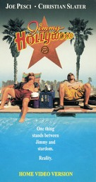 Jimmy Hollywood - VHS cover (xs thumbnail)