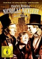 Nicholas Nickleby - German DVD movie cover (xs thumbnail)