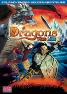 Dragons: Fire & Ice - German poster (xs thumbnail)