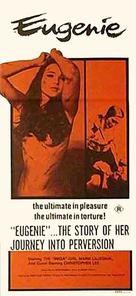 Eugenie - Australian Theatrical poster (xs thumbnail)