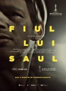 Saul fia - Romanian Movie Poster (xs thumbnail)