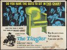 The Tingler - British Movie Poster (xs thumbnail)
